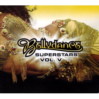 CD Bellydance Superstars Vol. V