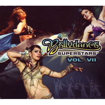 CD Bellydance Superstars, vol. VII