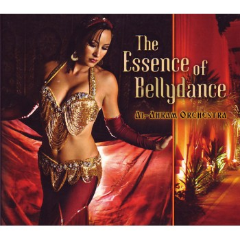 CD The Essence of Bellydance, Al-Ahram Orchestra