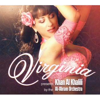 CD OCCASION, Virginia : Khan Al Khalili